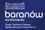 Zespół Zamkowo - Parkowy w Baranowie Sandomierskim